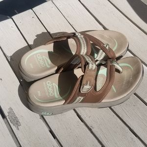 ABEO B.I.O.System Granadia Metatarsal Sandals